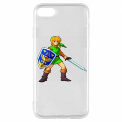 Чехол для iPhone 7 Zelda