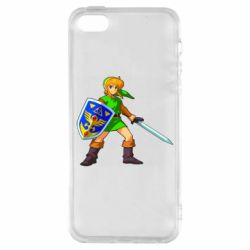 Чехол для iPhone5/5S/SE Zelda