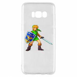 Чехол для Samsung S8 Zelda