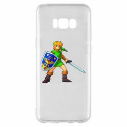 Чехол для Samsung S8+ Zelda