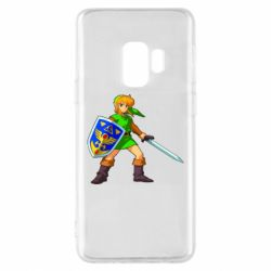 Чехол для Samsung S9 Zelda