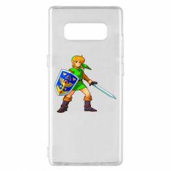 Чехол для Samsung Note 8 Zelda