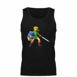 Мужская майка Zelda