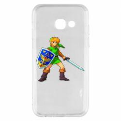 Чехол для Samsung A3 2017 Zelda