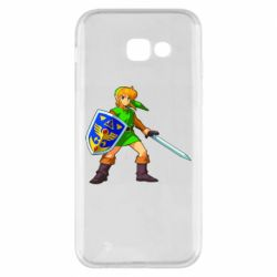 Чехол для Samsung A5 2017 Zelda
