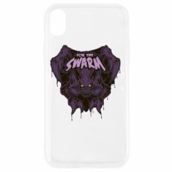 Чехол для iPhone XR Zerg For the Swarm