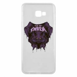Чехол для Samsung J4 Plus 2018 Zerg For the Swarm