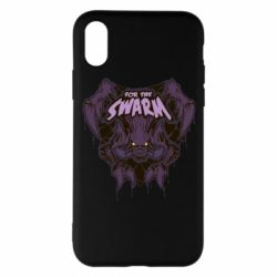 Чехол для iPhone X/Xs Zerg For the Swarm