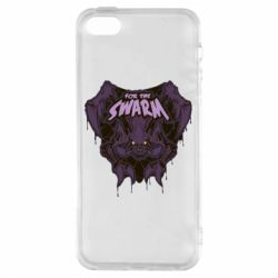 Чехол для iPhone5/5S/SE Zerg For the Swarm