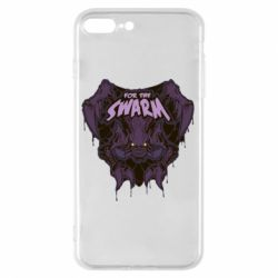 Чехол для iPhone 7 Plus Zerg For the Swarm