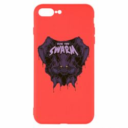 Чехол для iPhone 8 Plus Zerg For the Swarm
