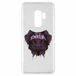 Чехол для Samsung S9+ Zerg For the Swarm