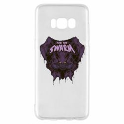 Чехол для Samsung S8 Zerg For the Swarm