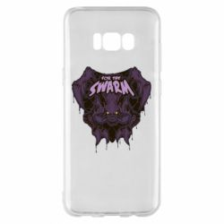 Чехол для Samsung S8+ Zerg For the Swarm