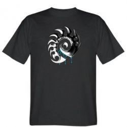 Мужская футболка Zerg Symbol - FatLine