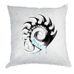 Подушка Zerg Symbol - FatLine