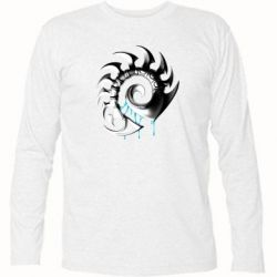 Футболка с длинным рукавом Zerg Symbol - FatLine