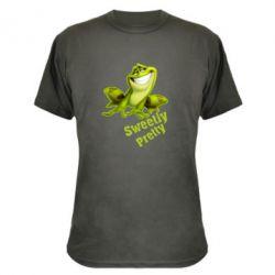 Камуфляжна футболка Жабка