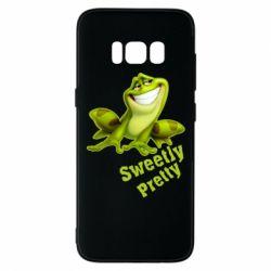 Чохол для Samsung S8 Жабка - FatLine