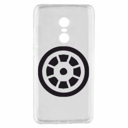 Чехол для Xiaomi Redmi Note 4 Железный человек - FatLine