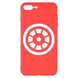 Чехол для iPhone 8 Plus Железный человек - FatLine