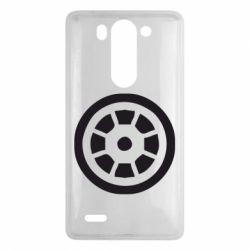 Чехол для LG G3 mini/G3s Железный человек - FatLine