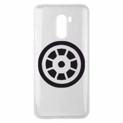Чехол для Xiaomi Pocophone F1 Железный человек - FatLine