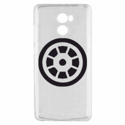 Чехол для Xiaomi Redmi 4 Железный человек - FatLine