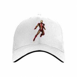 Кепка Железный Человек в воздухе