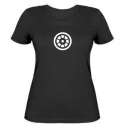 Женская футболка Железный человек - FatLine