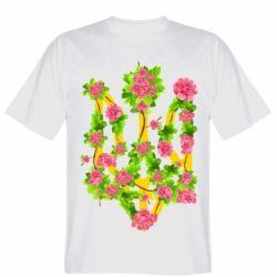 Чоловічі футболки з гербом України - купити в Києві 099c3283107ef