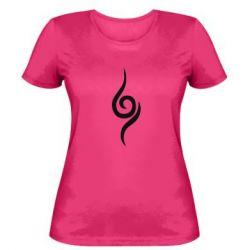 Жіноча футболка Anbu Mark