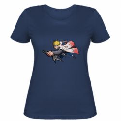 Жіноча футболка Attacking Minato