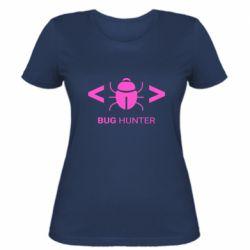 Жіноча футболка Bug Hunter