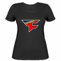 Жіноча футболка FaZe Clan