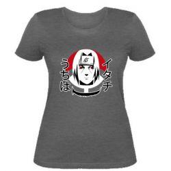 Жіноча футболка Itachi Art