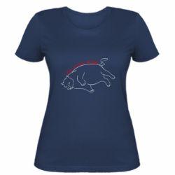 Жіноча футболка My inner tiger