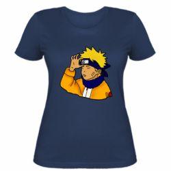 Женская футболка Narutooo