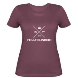Жіноча футболка Peaky Blinders I