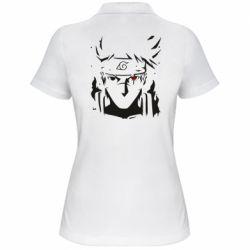Жіноча футболка поло Art Kakashi