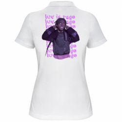 Жіноча футболка поло Lil Uzi Vert