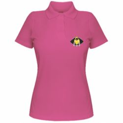 Жіноча футболка поло Little Nightmares-2