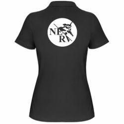 Жіноча футболка поло Nerv