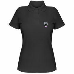 Жіноча футболка поло Orochimaru Glitch