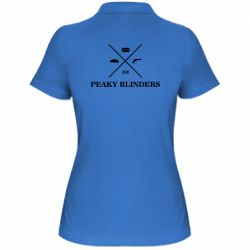 Жіноча футболка поло Peaky Blinders I