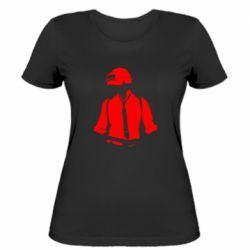 Жіноча футболка PUBG Hero Men's