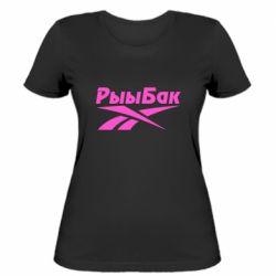 Жіноча футболка Reebok РыыБак