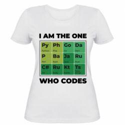 Жіноча футболка Сode  IT