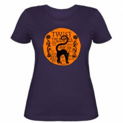 Женская футболка TWIST