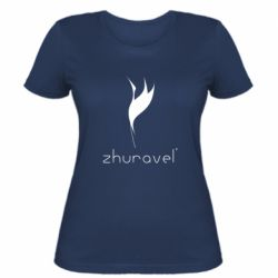 Жіноча футболка Zhuravel